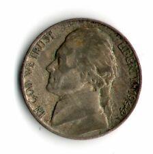1944-P  JEFFERSON SILVER WAR NICKEL FREE SHIPPING   1846