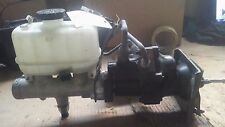 09 10 11 12 13 14 15 16 Ford E450 master cylinder w/ hydro booster (5256)