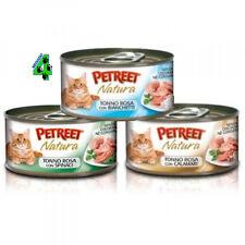 24 SCATOLETTE PETREET NATURA 70 gr gusti a scelta alimento naturale per gatto