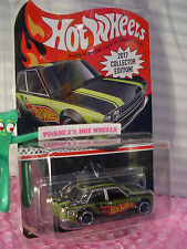 2017 Collector Edition DATSUN BLUEBIRD 510☆ real riders☆Hot Wheels Kmart promo