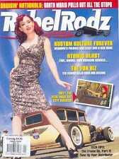 Rebel Rodz Magazine/Calendar - Issue No. 36 (January 2014)