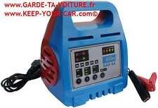 GÜDE chargeur de batterie automatique GAB 8A - 85060 (6V/12V) / Ladegerät