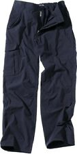 Craghoppers Mens Kiwi Warm Winter Lined Walking Trousers - Dark Navy 34r