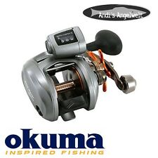 Okuma Cold Water CW-354D - Rechtshandrolle - mit Tiefenmesser (ft)