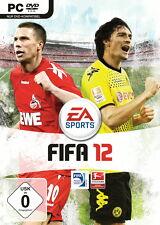 FIFA 12 (PC, 2011, DVD-Box)