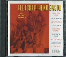 Fletcher Henderson CD the Classic tracks (C) uk 1996