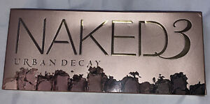 Urban Decay Naked3 Eye Shadow Palette - 12 Colors (2 Palettes)