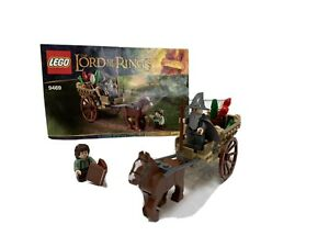 Lego Hobbit Lord of the Rings Gandalf Arrives Frodo Ring (9469)