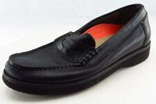 Rockport Shoes Size 7.5 M Black Loafer Leather Men