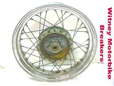 SUZUKI GZ125 REAR WHEEL BACK GZ 125 MARAUDER 2002-2011 15x3.00 SPARES REPAIR