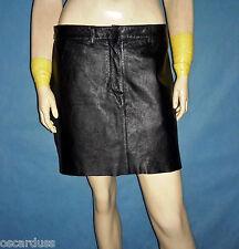 jupe en cuir MAXIMA WILSON taille 42 fr SUPER ETAT