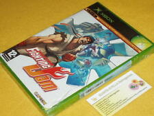 CAPCOM FIGHTING JAM NUOVO SIGILLATO VERSION PAL XBOX NEW FACTORY SEALED