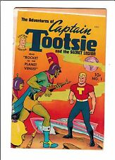 "Captain Tootsie No.1   : 1950 :    : ""Rocket To The Planet Venus!"" :"