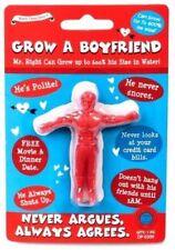 Grow A Your Own Boyfriend Secret Santa Stocking Filler Idea Joke Gift UK SELLER
