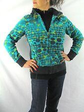 Burton After Sky Snowboard Sweatshirt with Hood Cotton Poly Women's Med   NYZ14