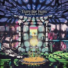 rare TEARS FOR FEARS ready boy & girls SEALED RSD WHITE VINYL 10 arcade fire cvr