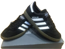 Mens Adidas Spezial Trainers Size 7 Black