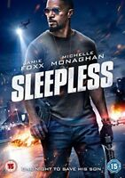 Sleepless DVD Nuevo DVD (EO52121D)