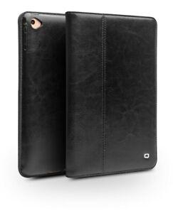 Qialino Handmade Genuine Leather Folio Smart Cover Case Handbag f Apple iPad Pro