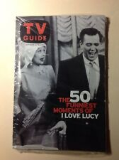 October 13-19, 2001 Online I LOVE LUCY Lucille Ball TV GUIDE Website Exclusive