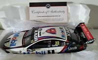 1:18 Biante James Courtney 2019 Pukekohe Mobil 1 Holden ZB Commodore #22