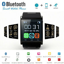 NEW Bluetooth Smart Watch Phone w/ Touch Screen Caller ID Phonebook Notification