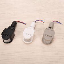 180°degré de sécurité PIR mouvement capteur détecteur de mouvements interrupteur