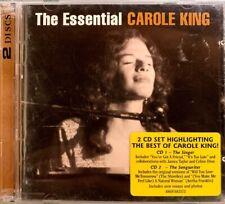Carole King - The Essential - Double Disc Australian CD Album