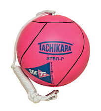 Tachikara Institutional Soft-T Tetherball, Pink