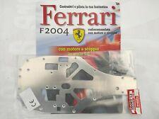 Ferrari Formula 1 F2004 De Agostini Kyosho a Scoppio Ricambio N°96 04096 Nuovo
