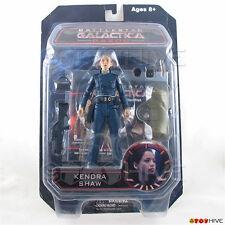 Battlestar Galactica Kendra Shaw Diamond Select action figure worn packaging