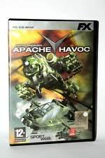 APACHE HAVOC GIOCO USATO OTTIMO STATO PC CDROM VERSIONE ITALIANA GD1 38372