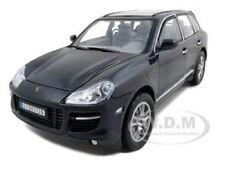 2008 PORSCHE CAYENNE TURBO MET. BLACK 1/18 DIECAST MODEL CAR BY MOTORMAX 73179