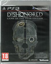 DISHONORED: GOTY Edition GAME PS3 (dishonoured) ~ NEW / SEALED