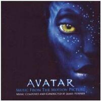 "JAMES HORNER ""AVATAR (SCORE)"" CD ORIGINAL SOUNDTRACK NEW"