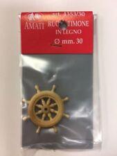 AMATI RUOTA TIMONE IN LEGNO 30 MM ART. 4353/30
