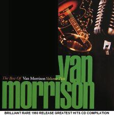 Van Morrison - Very Best Greatest Hits Collection - Rare 1993 Rock Pop Irish Cd