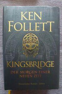 Ken Follett, Kingsbridge - der Morgen einer neuen Zeit, Roman, 1 x gelesen!