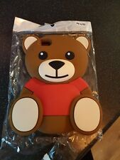 teddy bear protective phone case for Huawei p8 lite