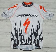 SPECIALIZED MEN CYCLING SHIRT JERSEY SIZE M