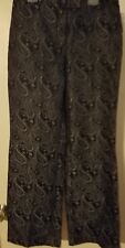 (364) NY & Co. Wide Leg Pants. 6. Nwt