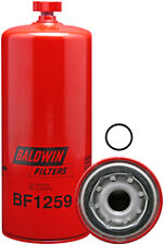 Baldwin Filter BF1259, Fuel/Water Separator Spin-on with Drain