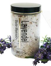 (€ 31,00/kg) Badesalz Lavendel Duft Salz, Bade Meersalz aus dem Toten Meer 450g