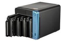 QNAP 4 Bay NAS TS-453BE-4G Quad Core 1.6GHz 0TB 4GB Home Network Storage