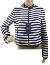 ARMANI JEANS WOMEN'S Crop Blazer taille 12UK (44EU)