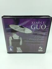 XIAOLU GUO A Concise Chinese-English Dictionary For Lovers 7 CDs UnAbridged