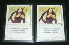 2x Magic The Gathering Legends D´AVENANT ARCHER - wie neu - englische Karten
