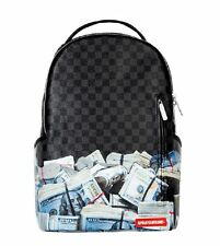 Sprayground Laptop Backpack Offshore Account  B937