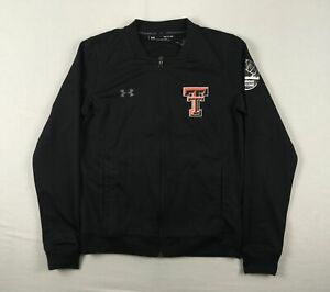 Texas Tech Red Raiders Under Armour Jacket Women's Other New without Tags