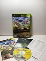 Rallisport Challenge (Microsoft Xbox, 2002) Game